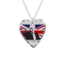BORIS FOR PM Necklace Heart Charm
