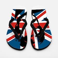 British Boris Flip Flops