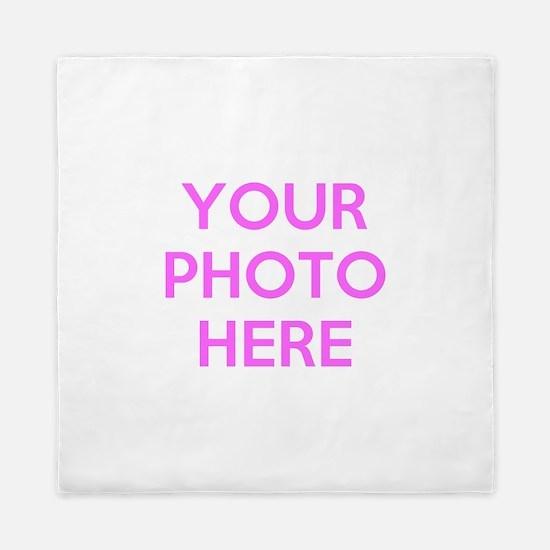 Customize photos Queen Duvet