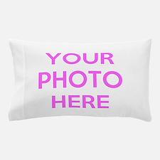 Customize photos Pillow Case