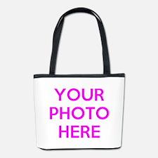 Customize photos Bucket Bag