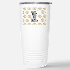 Dont Feed Travel Mug