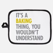 Its a Baking Thing Potholder
