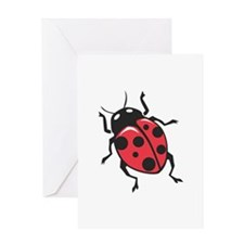 Beetle Bug Greeting Cards