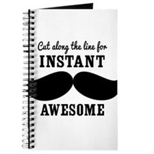 Cut Along The Line For INSTANT AWESOME Journal