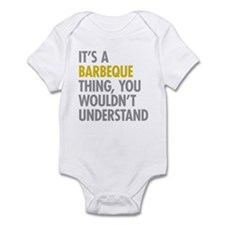Its A Barbeque Thing Infant Bodysuit
