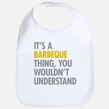 Its A Barbeque Thing Bib