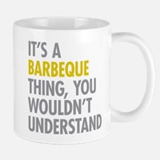 Its A Barbeque Thing Mug