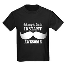 Cut Along The Line For INSTANT AWESOME T-Shirt