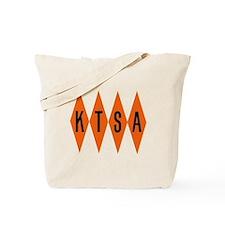 KTSA San Antonio '65 - Tote Bag