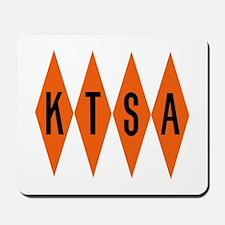 KTSA San Antonio '65 - Mousepad