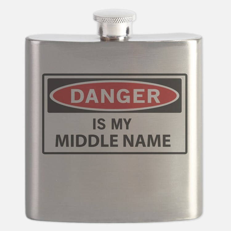 DANGER is my middle name Flask