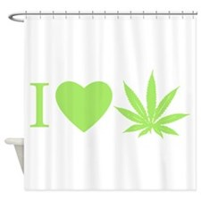 Cute 420 Shower Curtain