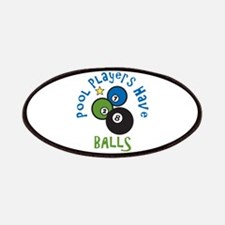 Pool Balls Patches