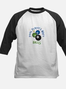 Pool Balls Baseball Jersey