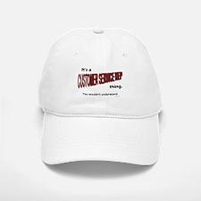 Customer Service Rep Baseball Baseball Cap