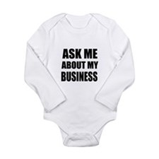 Ask me about my Business Body Suit
