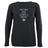 Library Long Sleeve T Shirts