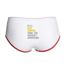 Its A Base Jumping Thing Women's Boy Brief