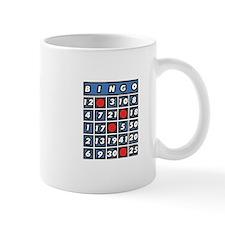 Bingo Card Mugs
