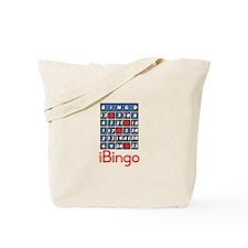 iBingo Game Tote Bag