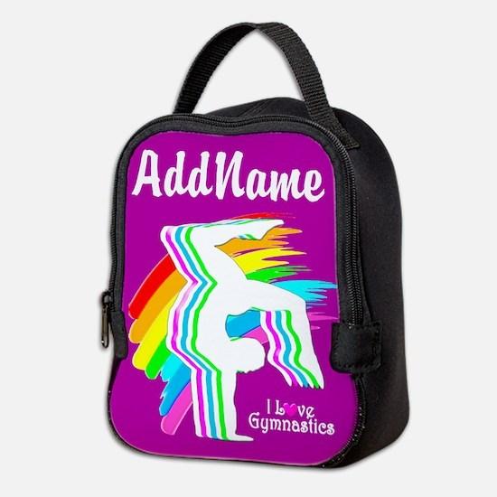 Darling Gymnast Neoprene Lunch Bag