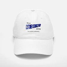 Customer Service Rep Thing Baseball Baseball Cap
