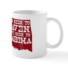 Oklahoma Heaven Small Mug