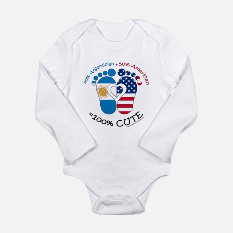 Argentinian American B Baby Outfits