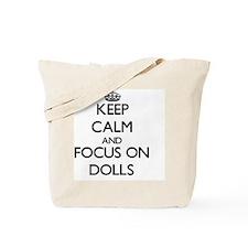 Unique Puppet Tote Bag