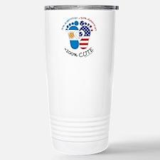 Argentinian American Ba Travel Mug