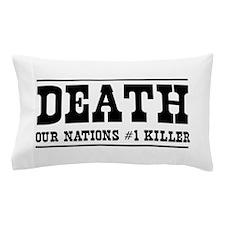 Death Our Nations #1 Killer Pillow Case