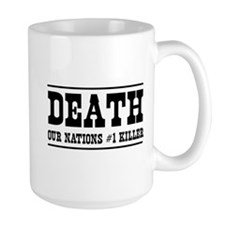 Death Our Nations #1 Killer Mugs