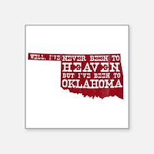 Oklahoma Heaven Sticker