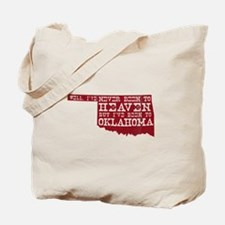 Cute Oklahoma sooners Tote Bag