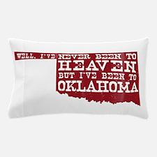 Cute Oklahoma sooners Pillow Case