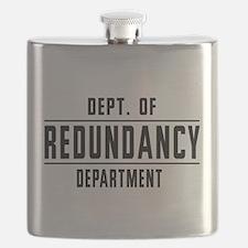 Dept. Of REDUNDANCY Department Flask