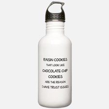 Funny Issues Water Bottle