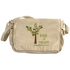 Back 2 Nature Messenger Bag