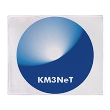 Km3net Throw Blanket