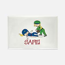 Safe! Magnets