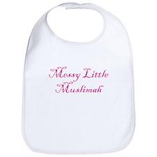Messy Little Muslimah Bib