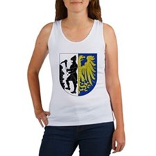 Eagle with shield Women's Tank Top