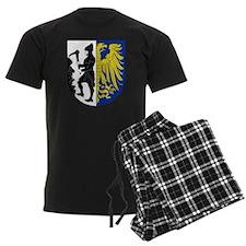 Eagle with shield Pajamas