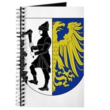 Eagle with shield Journal