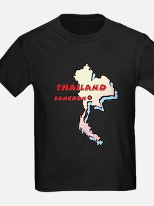 Thailand Map T