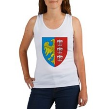 Eagle with shield 2 Women's Tank Top