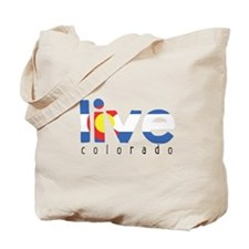 Cute Backpacker Tote Bag