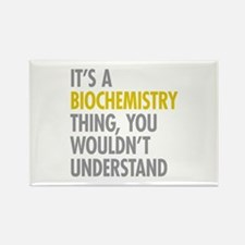Its A Biochemistry Thin Rectangle Magnet (10 pack)