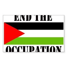 1ENDTHEOCCUPATION Decal